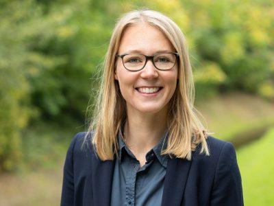 Verstärkung der AöW-Geschäftsstelle: Neue Mitarbeiterin Leonie Hilmers