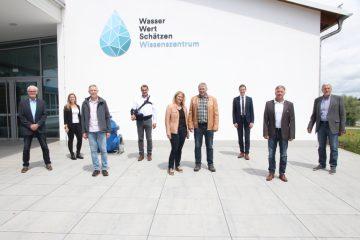 Wasserschutz-Weizen wächst jetzt auch in Rottenburg