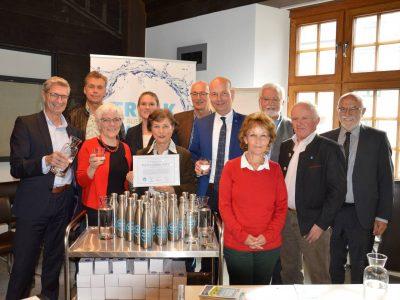 """AöW gratuliert der Stadt Kempten zum Beitritt zu den  """"Blue Communities"""""""