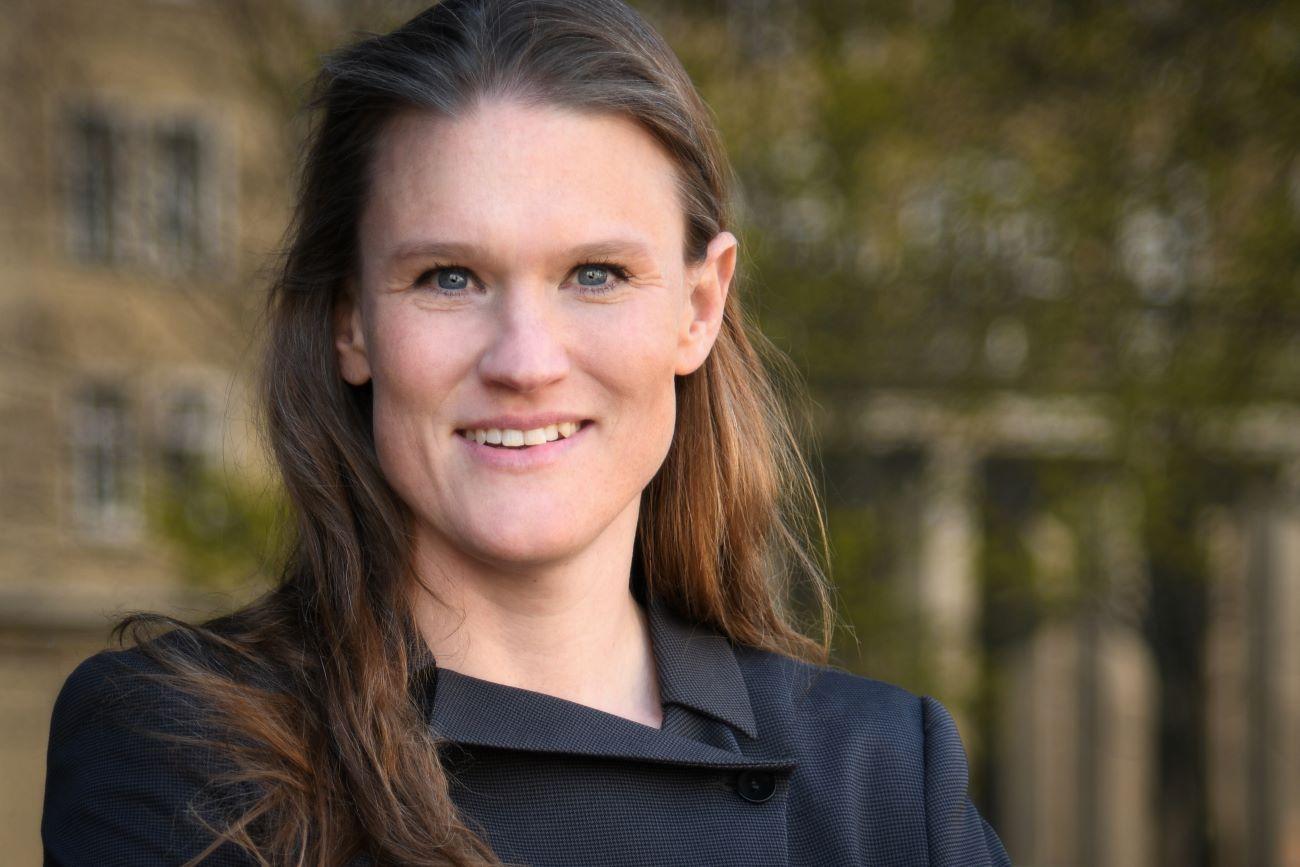 AöW-Geschäftsführerin Kirsten Arp