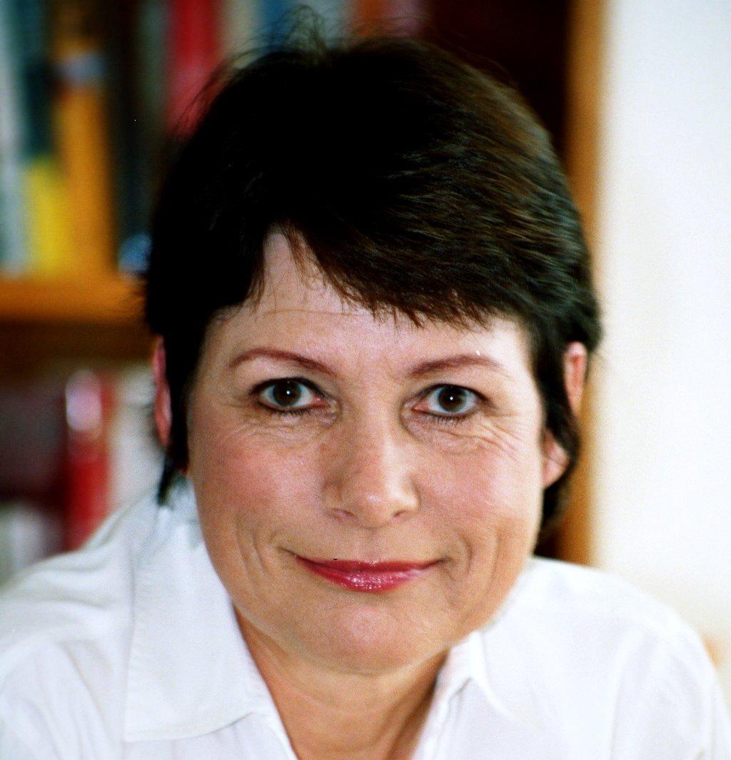 Porträt Christa Hecht