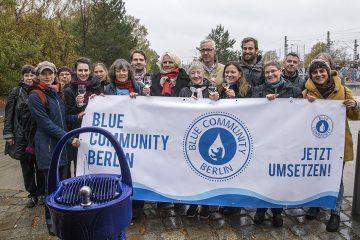 Berlin ist Blue Community