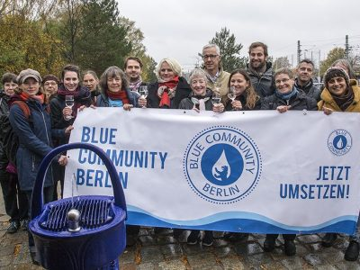 Berlin ist Blue Community