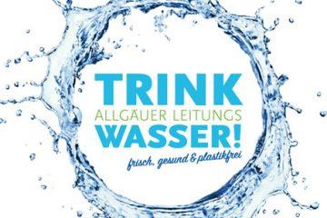 TRINK Allgäuer Leitungs- WASSER